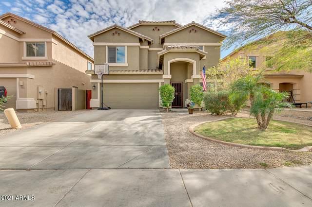 825 W Fruit Tree Lane, San Tan Valley, AZ 85143 (MLS #6207378) :: Yost Realty Group at RE/MAX Casa Grande