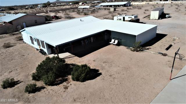 55434 W Beat Street, Maricopa, AZ 85139 (MLS #6207389) :: The Newman Team