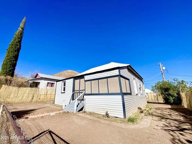 210 B Street, Bisbee, AZ 85603 (MLS #6207431) :: Hurtado Homes Group