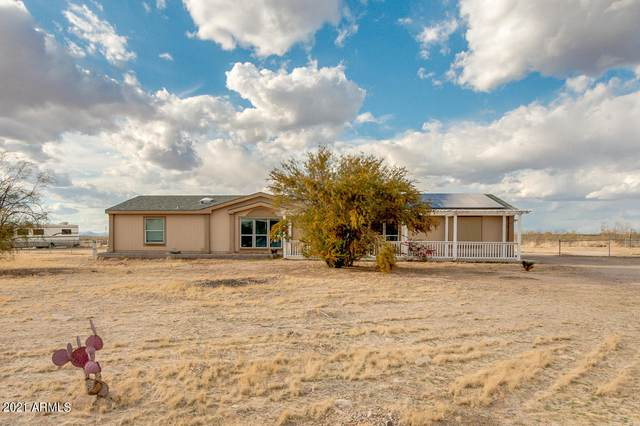30226 W Lynwood Street, Buckeye, AZ 85396 (MLS #6207435) :: Devor Real Estate Associates