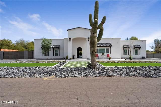 13613 N 76TH Street, Scottsdale, AZ 85260 (MLS #6207437) :: Yost Realty Group at RE/MAX Casa Grande