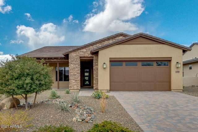 4390 Noble Drive, Wickenburg, AZ 85390 (MLS #6207444) :: Yost Realty Group at RE/MAX Casa Grande
