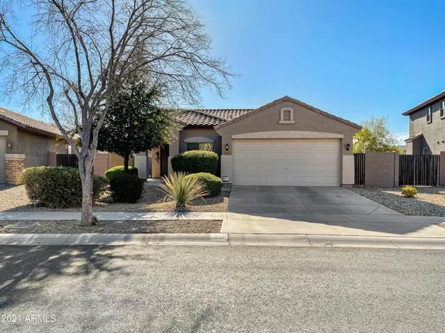417 S 112th Drive, Avondale, AZ 85323 (MLS #6207450) :: Hurtado Homes Group
