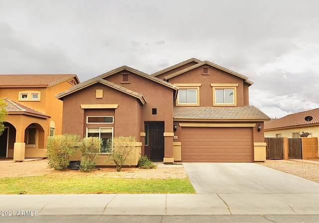 1251 E Prickly Pear Street, Casa Grande, AZ 85122 (MLS #6207454) :: Yost Realty Group at RE/MAX Casa Grande
