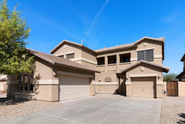 44254 W Windrose Drive, Maricopa, AZ 85138 (MLS #6207462) :: Yost Realty Group at RE/MAX Casa Grande