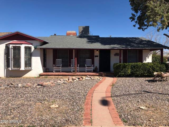 1460 E 10th Street, Douglas, AZ 85607 (MLS #6207514) :: The Dobbins Team