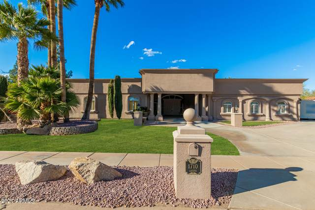 1710 E La Vieve Lane, Tempe, AZ 85284 (MLS #6207564) :: Executive Realty Advisors