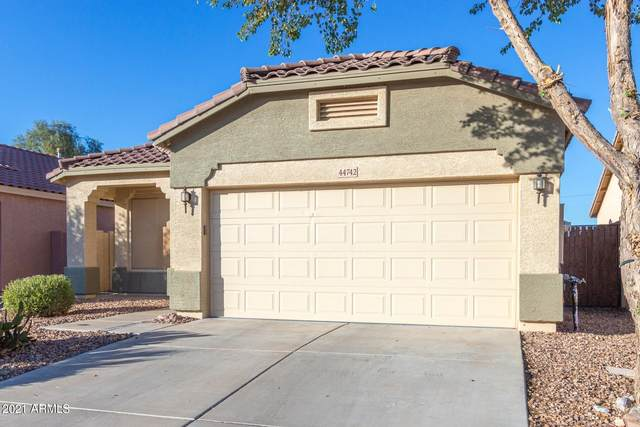 44742 W Paraiso Lane, Maricopa, AZ 85139 (MLS #6207572) :: Yost Realty Group at RE/MAX Casa Grande