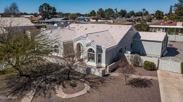 1737 Moonflower Way, Sierra Vista, AZ 85635 (MLS #6207600) :: Yost Realty Group at RE/MAX Casa Grande