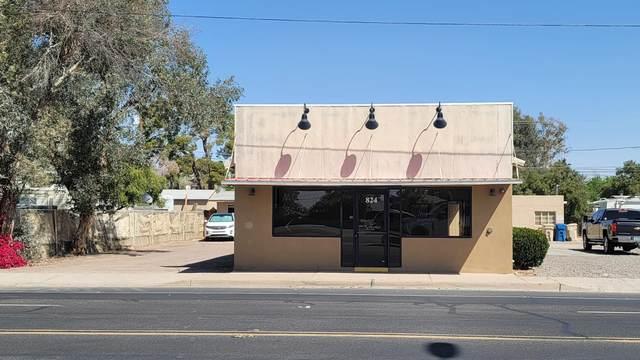 824 E Monroe Avenue, Buckeye, AZ 85326 (MLS #6207643) :: Maison DeBlanc Real Estate