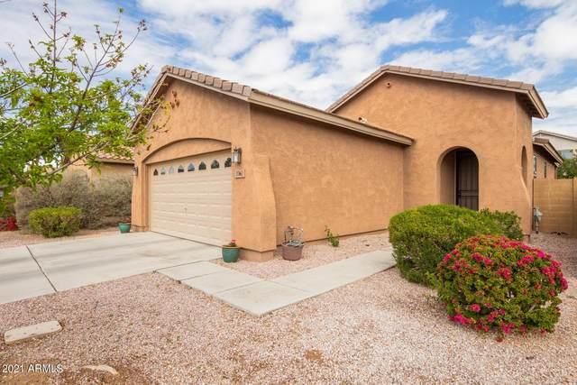 2062 W Gold Dust Avenue, Queen Creek, AZ 85142 (MLS #6207650) :: Yost Realty Group at RE/MAX Casa Grande