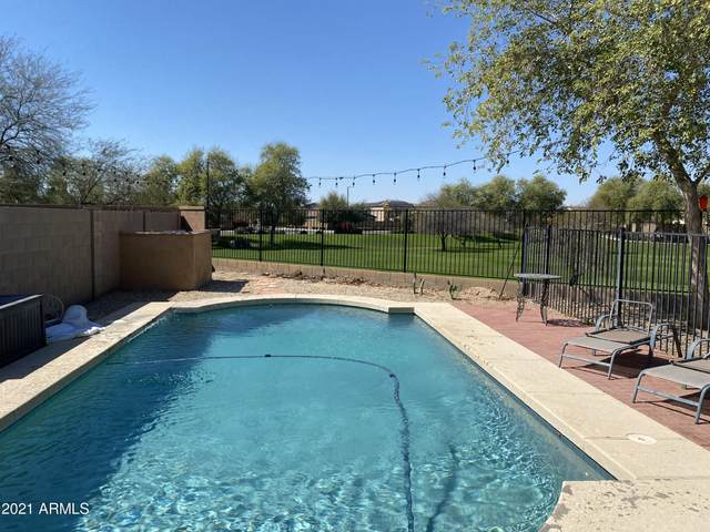 368 S 172ND Drive, Goodyear, AZ 85338 (MLS #6207651) :: Long Realty West Valley