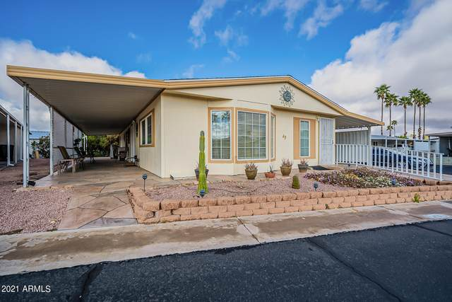 8103 E Southern Avenue #49, Mesa, AZ 85209 (MLS #6207724) :: The Property Partners at eXp Realty