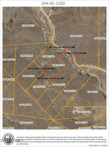 00xxx N Lake Pleasant Road, Morristown, AZ 85342 (MLS #6207727) :: Midland Real Estate Alliance
