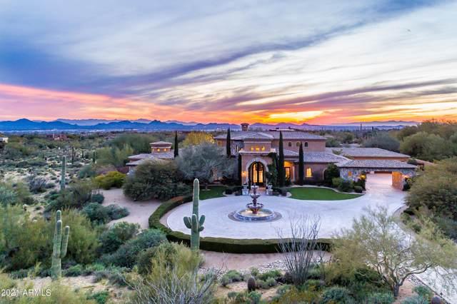 23012 N Via Ventosa, Scottsdale, AZ 85255 (MLS #6207799) :: Scott Gaertner Group