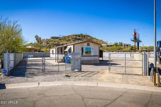 20022 N 24TH Way, Phoenix, AZ 85050 (MLS #6207847) :: The Ellens Team