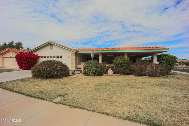 1266 Leisure World, Mesa, AZ 85206 (MLS #6207850) :: Midland Real Estate Alliance