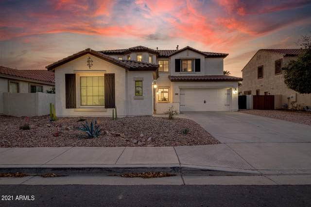 3190 S Holguin Way, Chandler, AZ 85248 (MLS #6207857) :: Yost Realty Group at RE/MAX Casa Grande