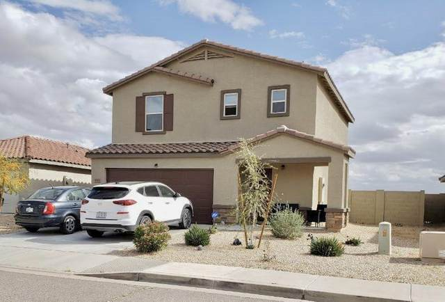 945 W Starview Avenue, Coolidge, AZ 85128 (MLS #6207862) :: Yost Realty Group at RE/MAX Casa Grande