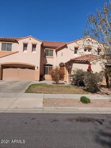 18744 E Old Beau Trail, Queen Creek, AZ 85142 (MLS #6207896) :: Executive Realty Advisors
