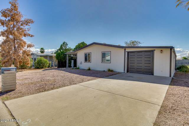 916 S 96TH Place, Mesa, AZ 85208 (MLS #6207903) :: Synergy Real Estate Partners