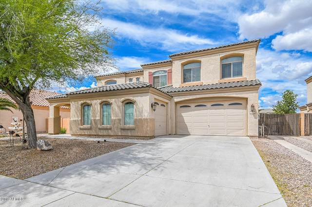 670 W Casa Mirage Drive, Casa Grande, AZ 85122 (MLS #6207905) :: Klaus Team Real Estate Solutions