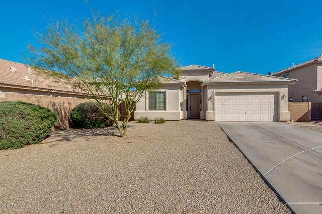 20771 N Jones Court, Maricopa, AZ 85138 (MLS #6207977) :: Keller Williams Realty Phoenix