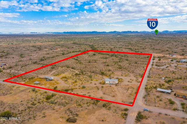 33209 W Earll Drive, Tonopah, AZ 85354 (MLS #6208005) :: Long Realty West Valley