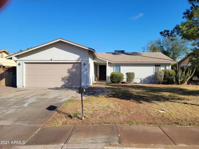 1802 W Shawnee Drive, Chandler, AZ 85224 (MLS #6208052) :: Executive Realty Advisors