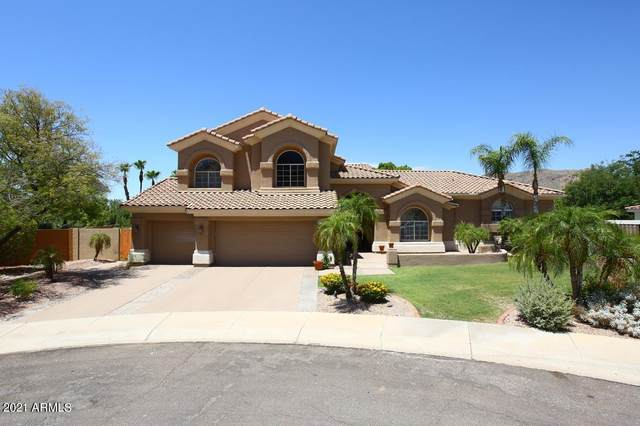 14202 S 14th Street, Phoenix, AZ 85048 (MLS #6208058) :: ASAP Realty