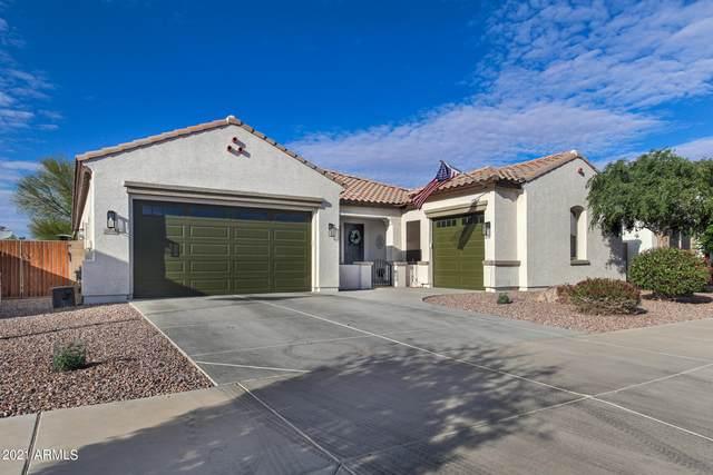20916 E Arroyo Verde Drive, Queen Creek, AZ 85142 (MLS #6208081) :: The Riddle Group