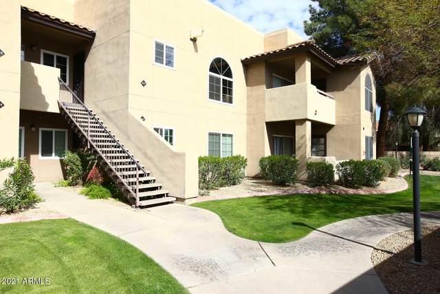 9450 E Becker Lane #1019, Scottsdale, AZ 85260 (MLS #6208090) :: The Daniel Montez Real Estate Group