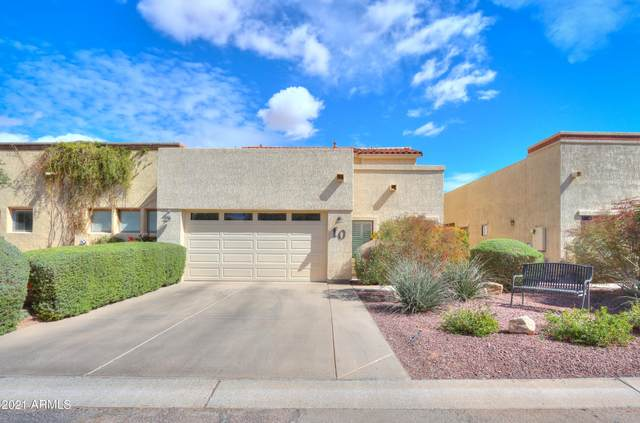 943 E Kortsen Road #10, Casa Grande, AZ 85122 (MLS #6208092) :: Long Realty West Valley
