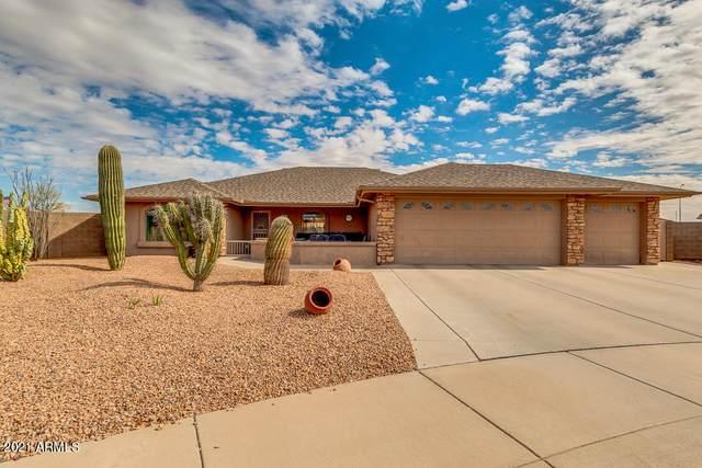 11329 E Meseto Circle, Mesa, AZ 85209 (MLS #6208116) :: Yost Realty Group at RE/MAX Casa Grande