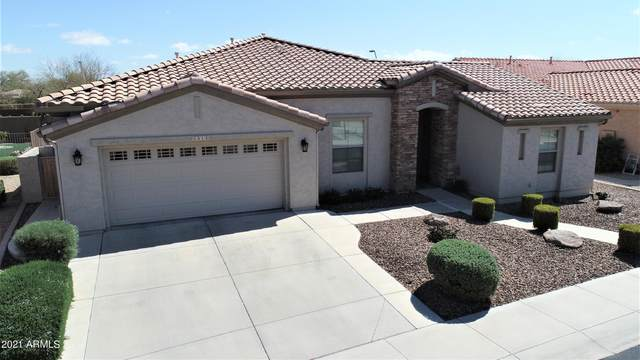 5313 S Ranger Trail, Gilbert, AZ 85298 (MLS #6208145) :: Long Realty West Valley