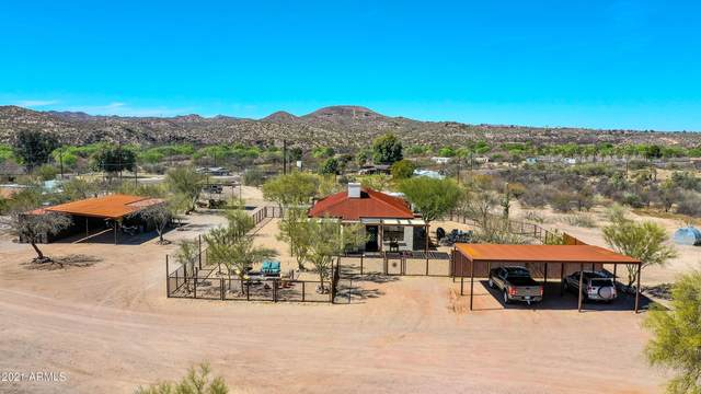 51445 N 299TH Avenue, Wickenburg, AZ 85390 (MLS #6208157) :: Yost Realty Group at RE/MAX Casa Grande
