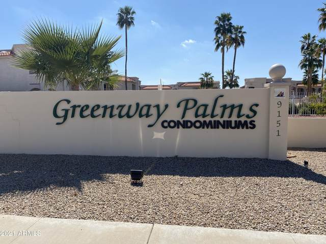 9151 W Greenway Road, Peoria, AZ 85381 (MLS #6208195) :: The Daniel Montez Real Estate Group