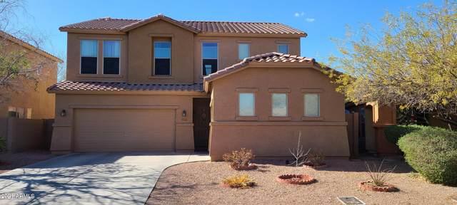 6312 S 45TH Drive, Laveen, AZ 85339 (MLS #6208206) :: Hurtado Homes Group