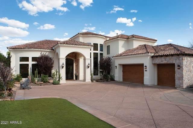 5201 N 63RD Place, Paradise Valley, AZ 85253 (MLS #6208238) :: John Hogen | Realty ONE Group