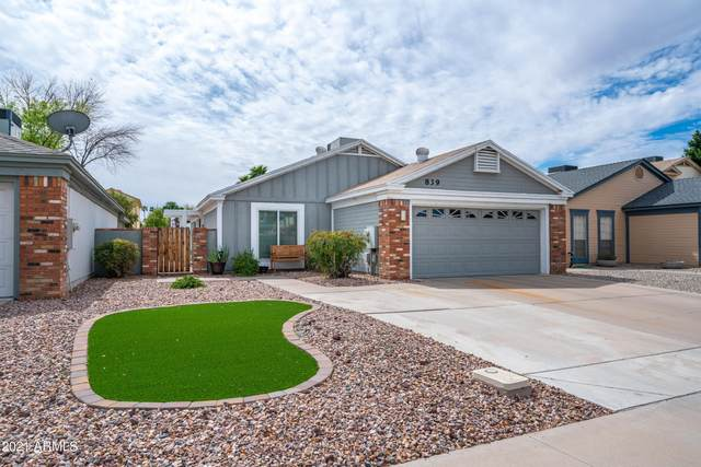 839 E Calle Del Norte, Chandler, AZ 85225 (MLS #6208272) :: Devor Real Estate Associates