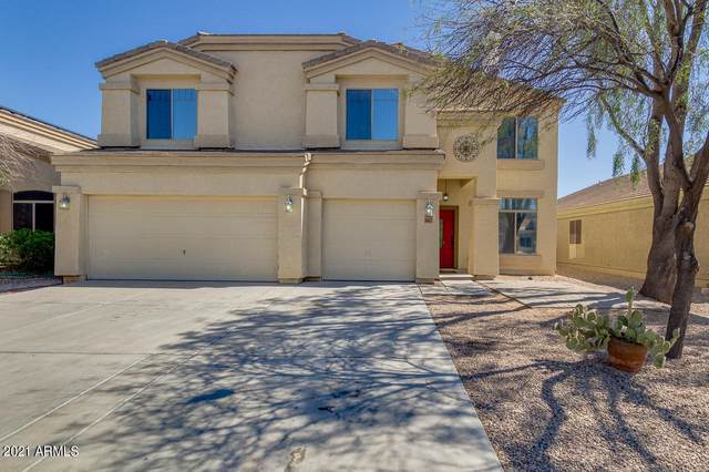 43423 W Wild Horse Trail, Maricopa, AZ 85138 (MLS #6208280) :: Long Realty West Valley