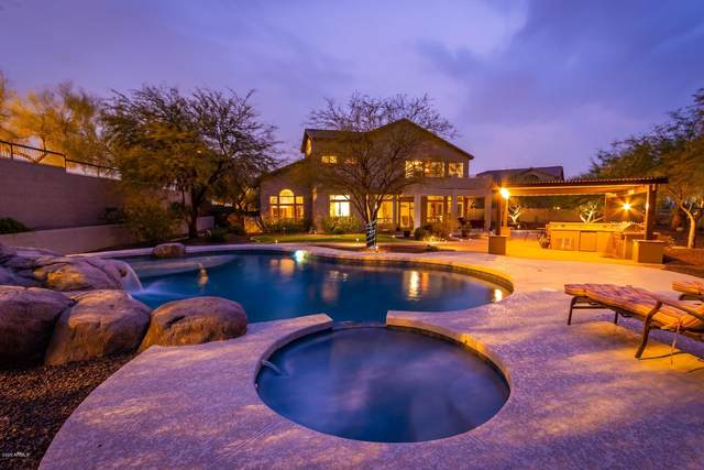 3864 N Desert Oasis Circle, Mesa, AZ 85207 (MLS #6208310) :: Yost Realty Group at RE/MAX Casa Grande