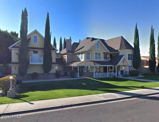 2308 N Kachina, Mesa, AZ 85203 (MLS #6208356) :: Yost Realty Group at RE/MAX Casa Grande
