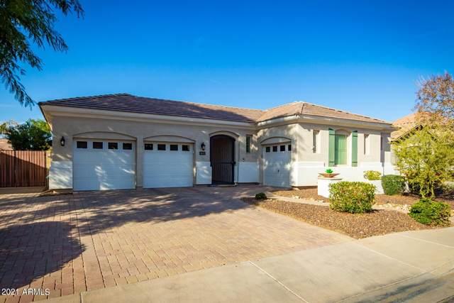 2672 E Hampton Lane, Gilbert, AZ 85295 (#6208368) :: AZ Power Team