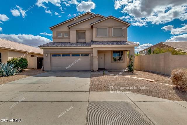 9821 E Keats Avenue, Mesa, AZ 85209 (MLS #6208387) :: Klaus Team Real Estate Solutions
