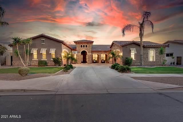 20197 E Avenida Del Valle, Queen Creek, AZ 85142 (MLS #6208398) :: Yost Realty Group at RE/MAX Casa Grande