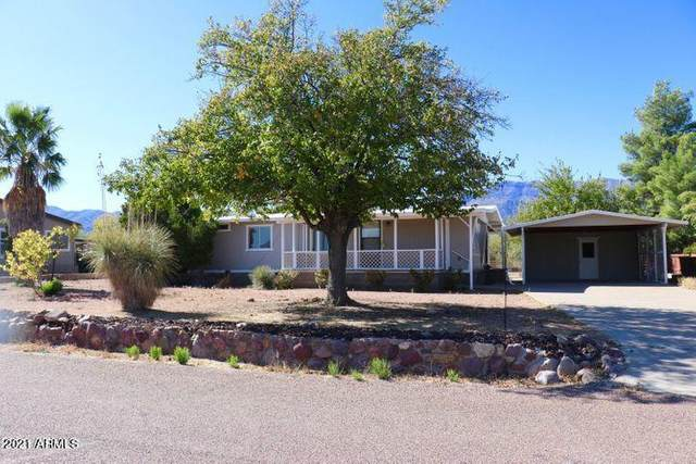 915 N Deer Creek Drive, Payson, AZ 85541 (MLS #6208426) :: ASAP Realty