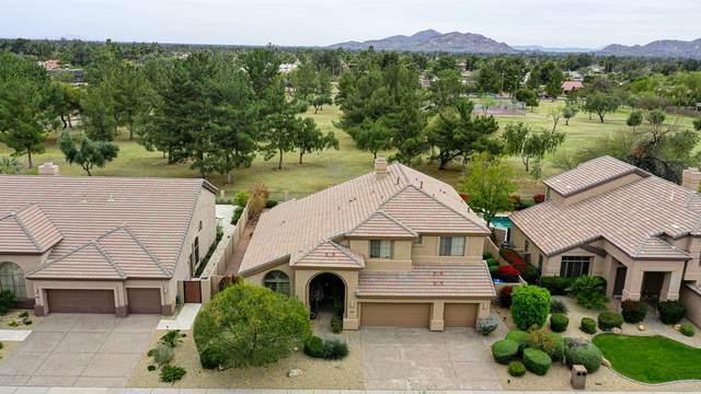6611 E Gelding Drive, Scottsdale, AZ 85254 (MLS #6208459) :: My Home Group