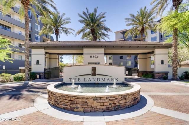 15802 N 71ST Street #405, Scottsdale, AZ 85254 (MLS #6208463) :: The Newman Team