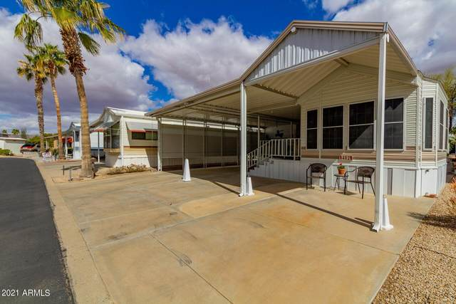 17200 W Bell Road #482, Surprise, AZ 85374 (MLS #6208511) :: My Home Group